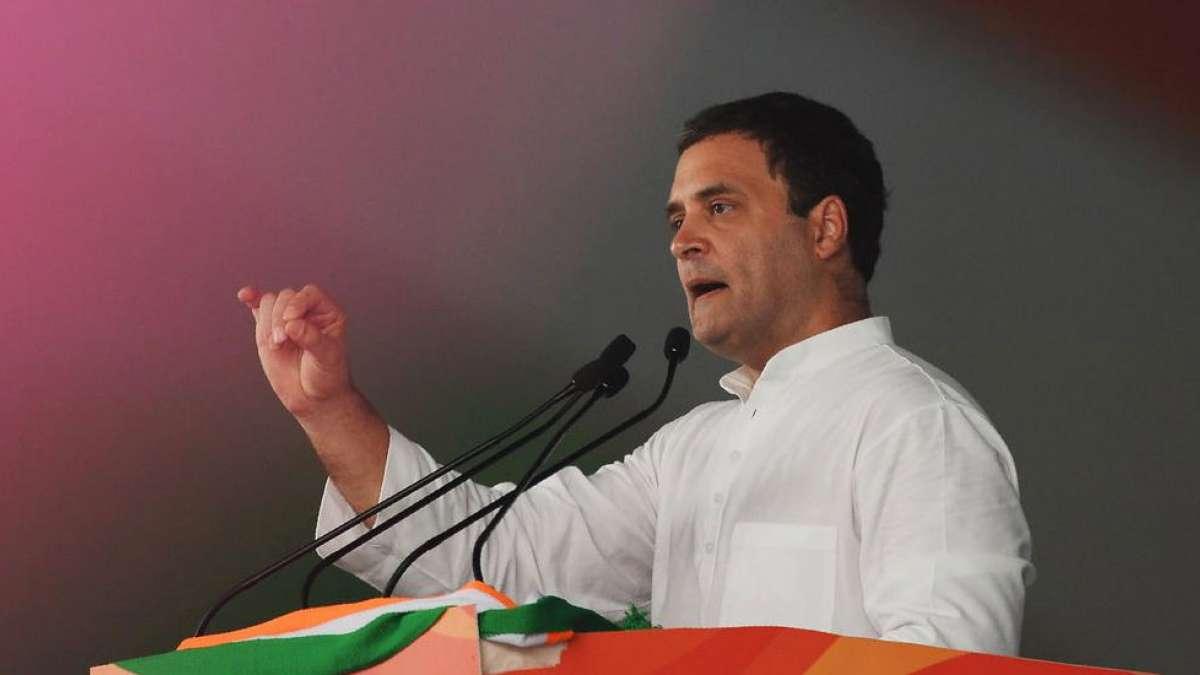 Salman Khurshid tears apart Rahul Gandhi for leaving the top post