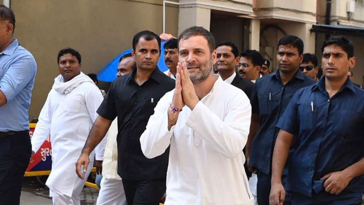 Rahul Gandhi pleads 'not guilty' in defamation case over 'Modi thieves' remark