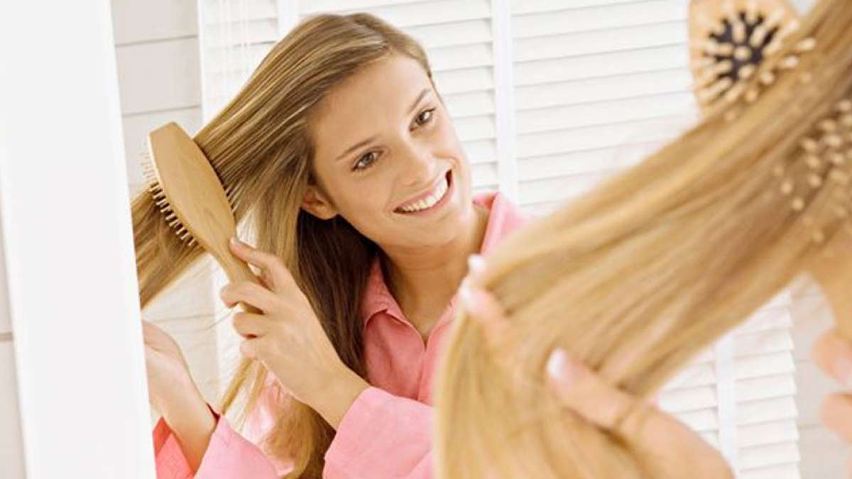 This is how to grow thick, long hair in no time