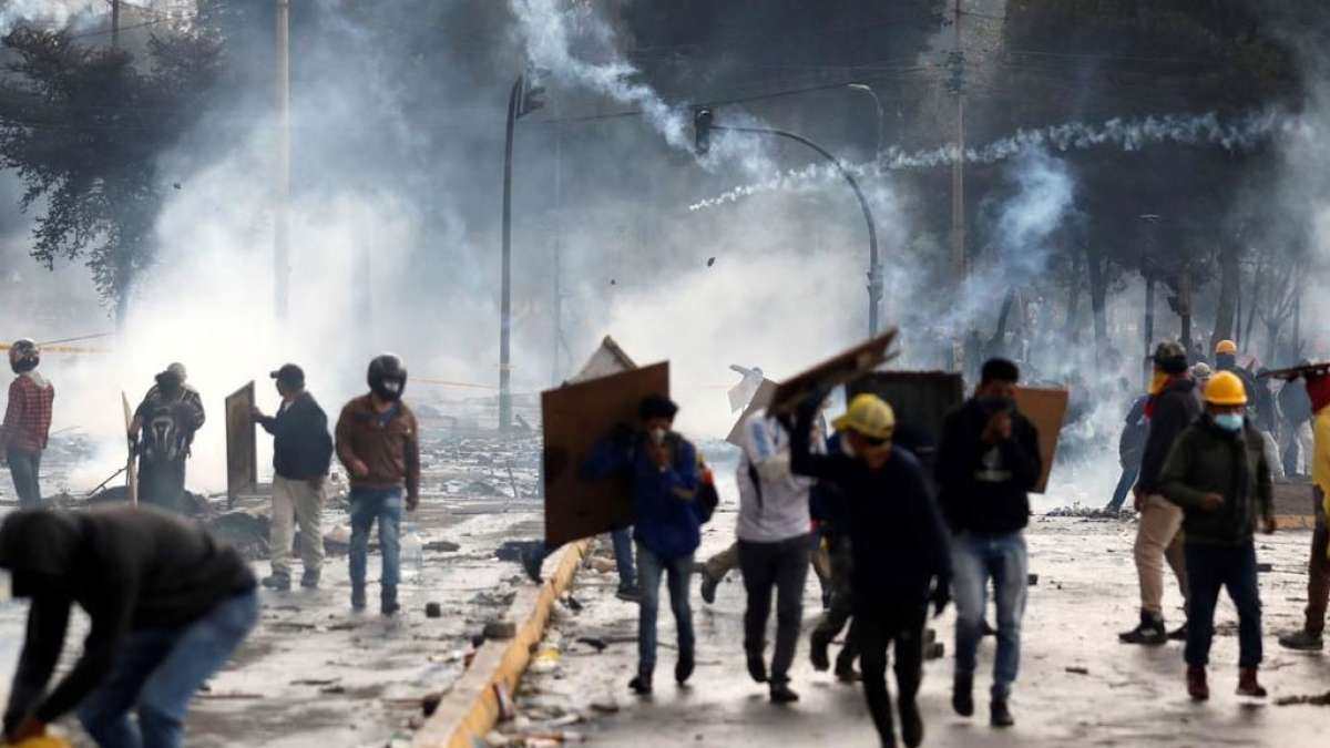Ecuador: Seven dead, over 1000 injured in mass protest against fuel subsidies