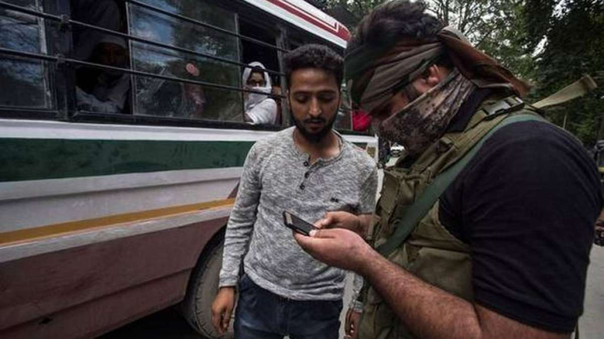 Mobile users in Kashmir charged for 72 days of blocked phones