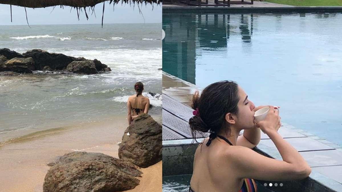 'Lady in Lanka' – Sara Ali Khan shares smoking hot bikini pictures