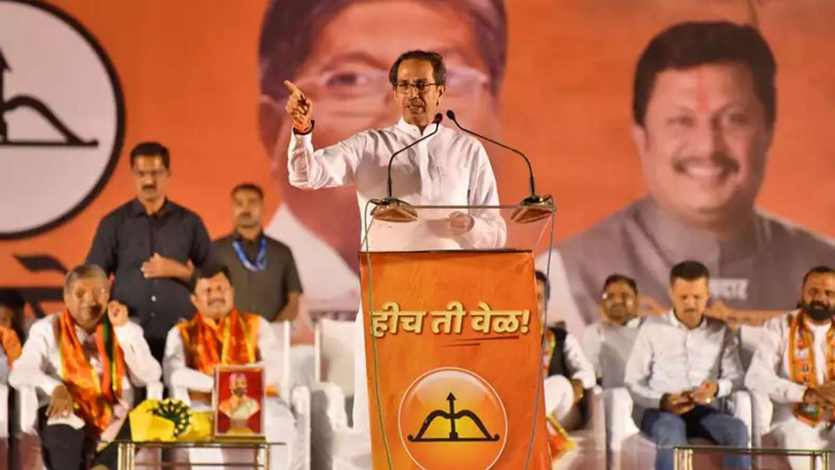 Time to implement 50-50 formula: Uddhav Thackeray reminds BJP post Election results