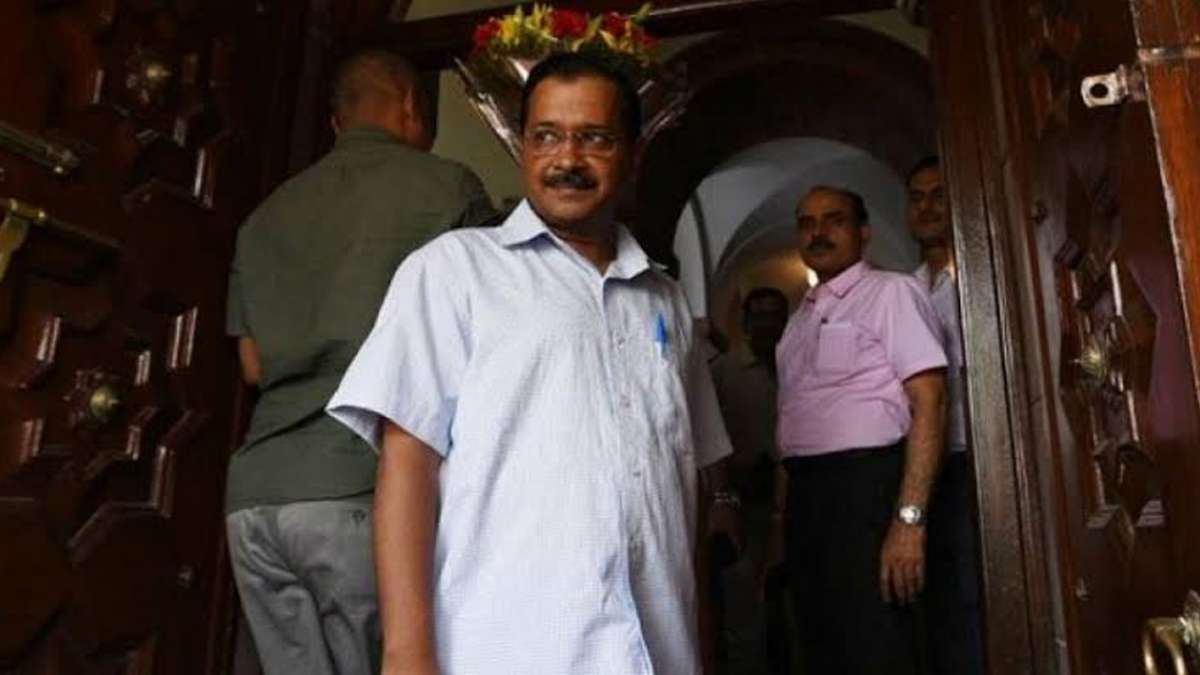 Arvind Kejriwal doubts Modi government over authorizing colonies in Delhi