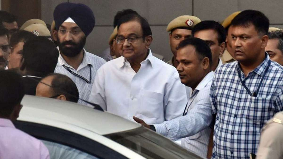 INX Media Case: Chidambaram to stay in jail this Diwali