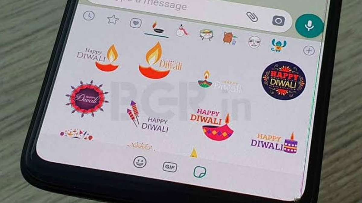 WhatsApp Diwali stickers: How to download, share with your friends, family