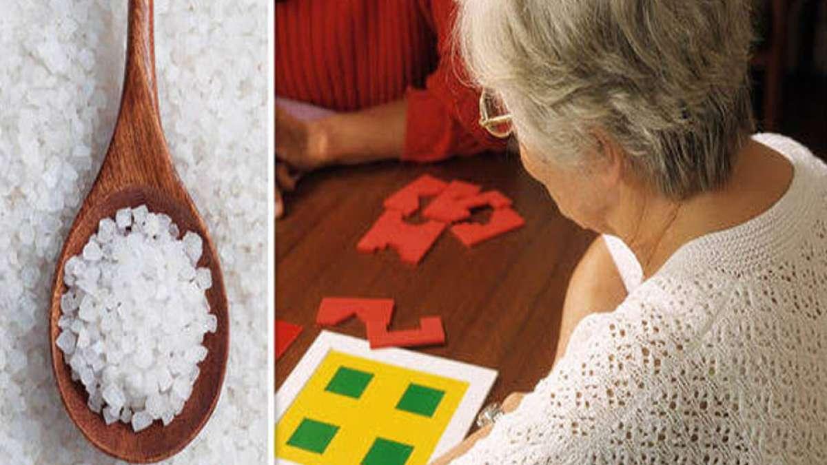 Low salt diet keeps dementia away, finds new study