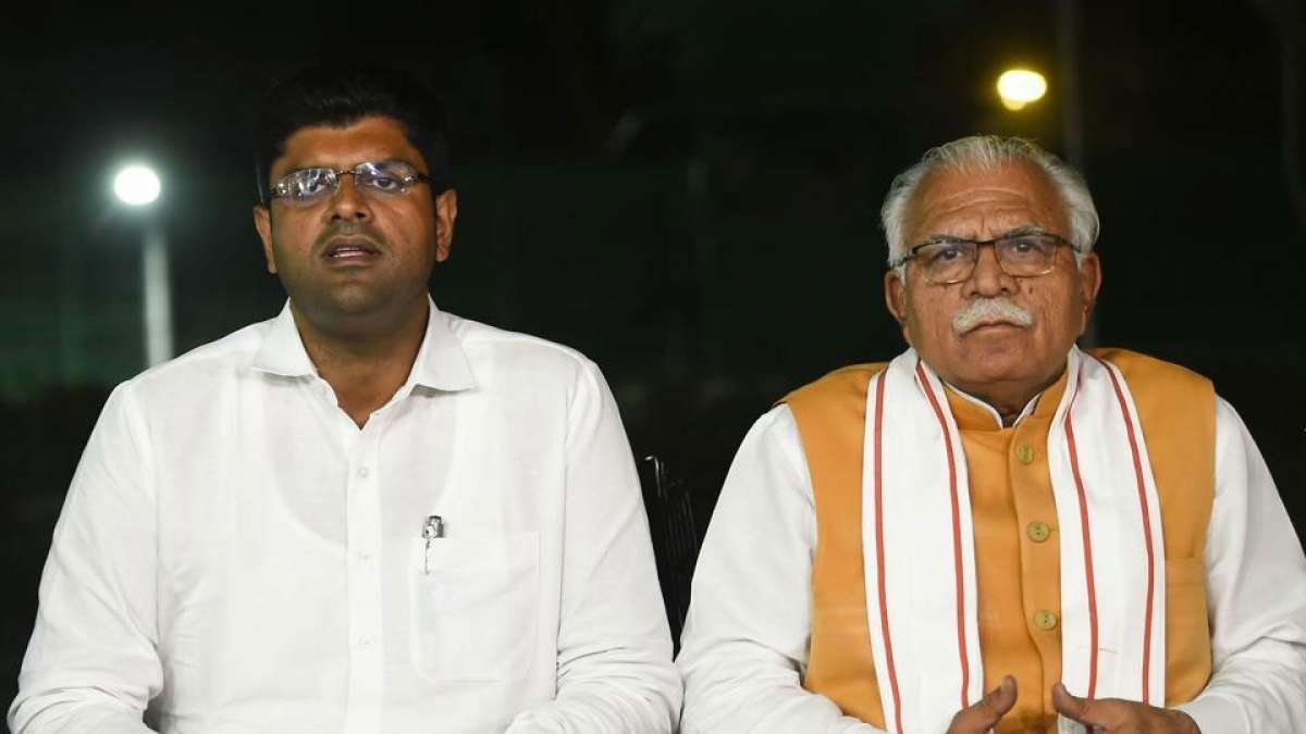 Manohar Lal Khattar set for 2nd term as Haryana CM, to stake claim today