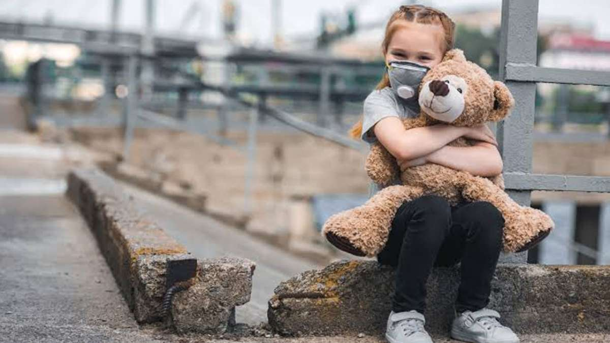 Air pollution: What happens to infants with mothers breathing impure air?