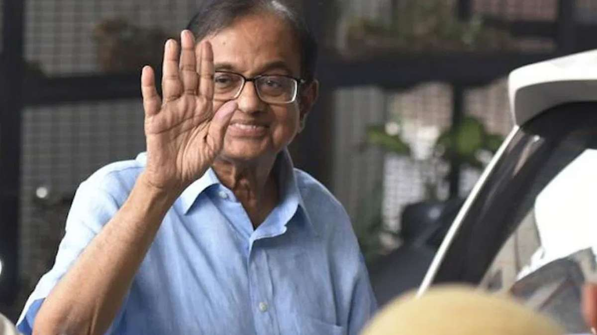 European Union MPs will soon be in Indian Parliament, speaking in favour of the nation: Chidambaram