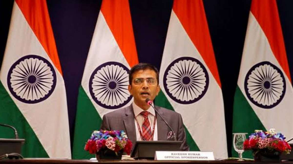 India slams China for commenting Jammu and Kashmir