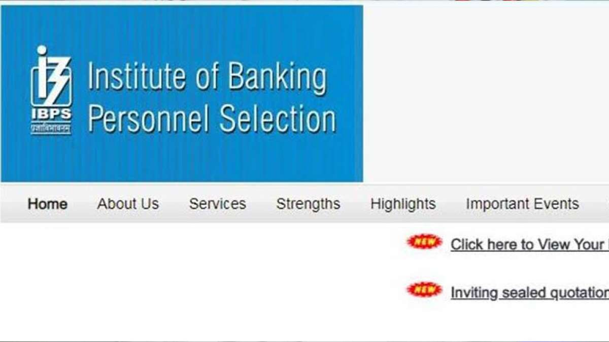 IBPS RRB PO Main scores 2019 declared at ibps.in