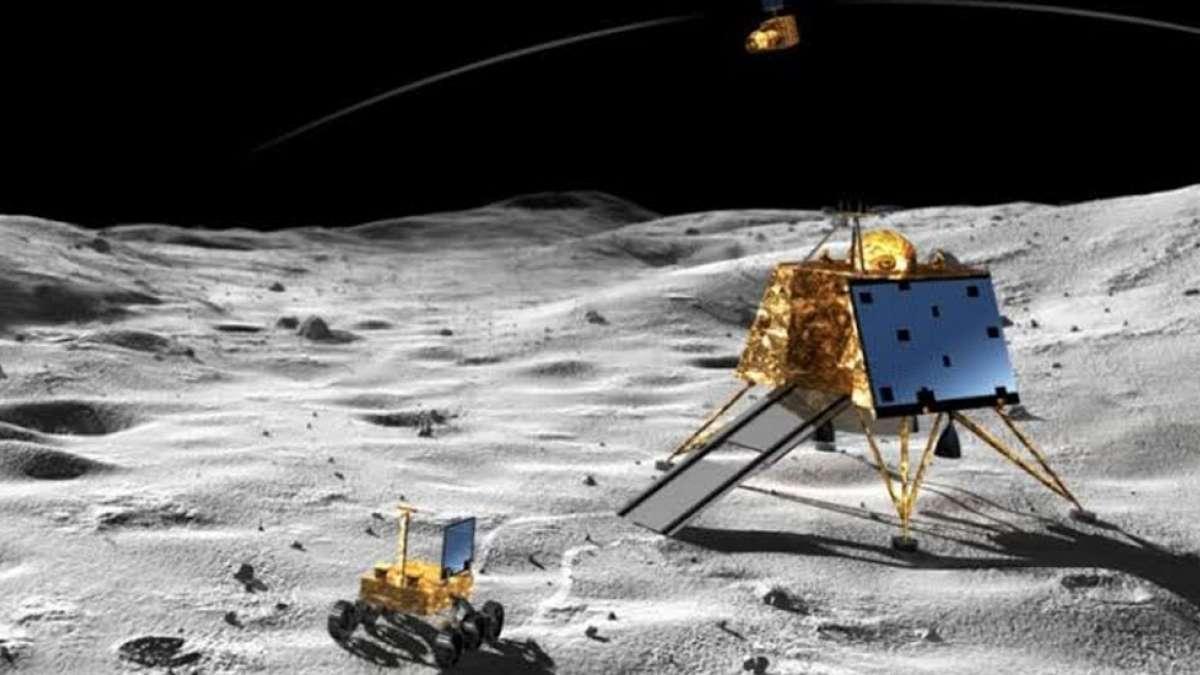 ISRO working on Vikram lander's second landing on Moon's South Pole