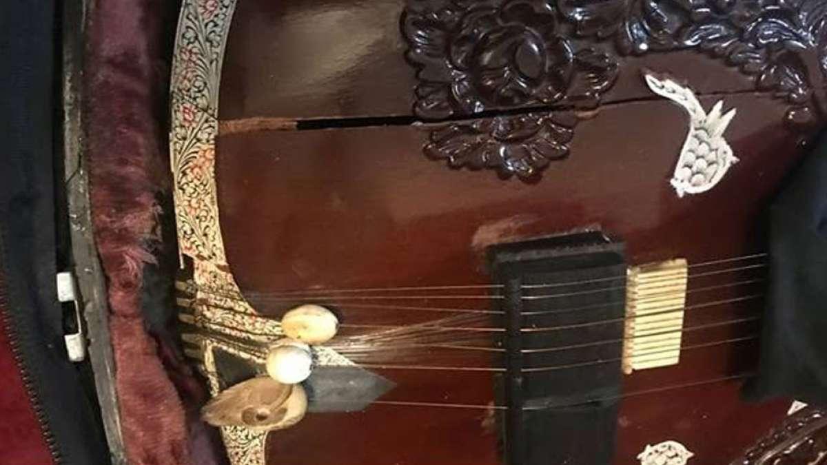 Musician Shubhendra Rao accuses Air India of breaking his sitar