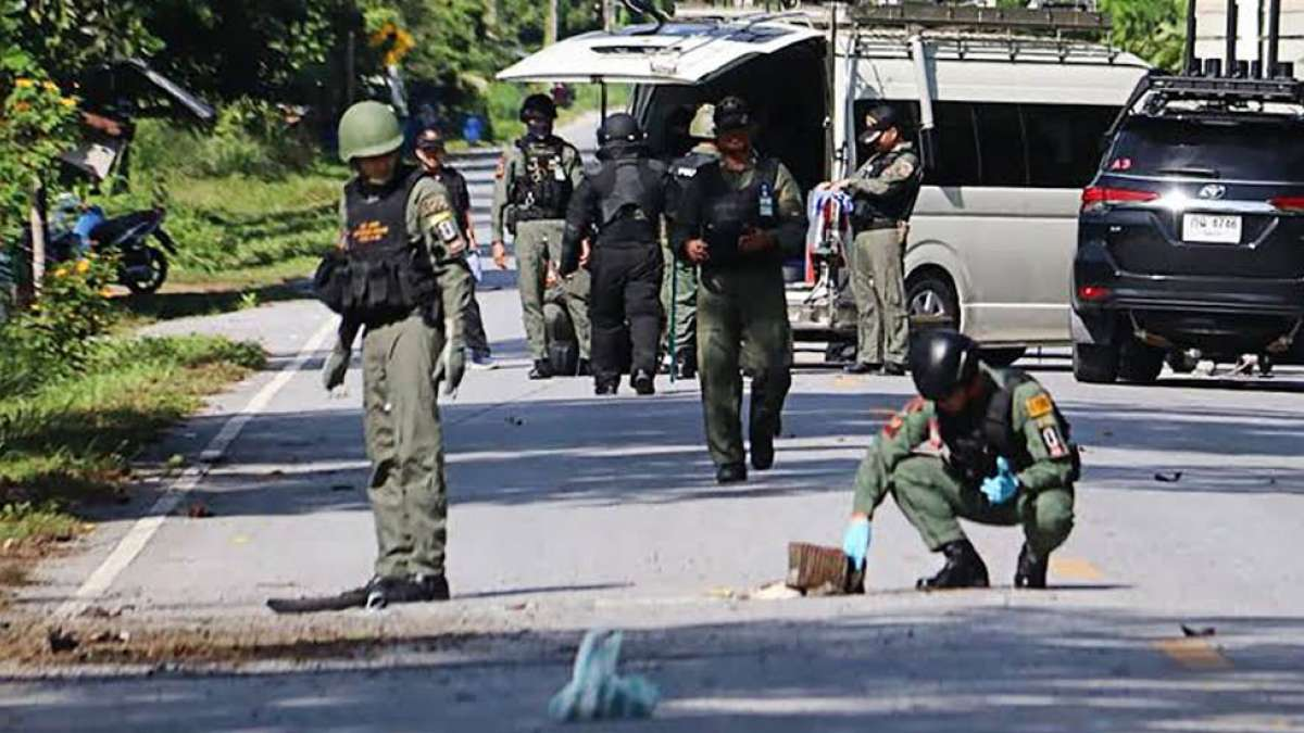 At least 15 shot dead by insurgents in Thailand